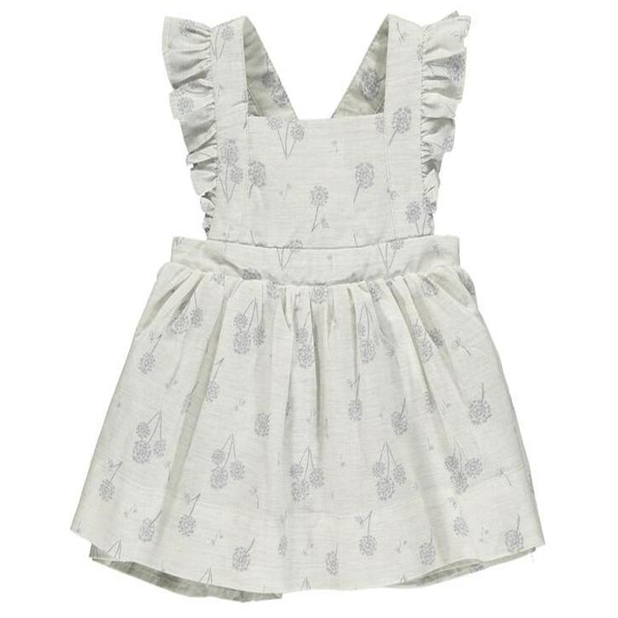 Maeve Dress In Cream Dandelion