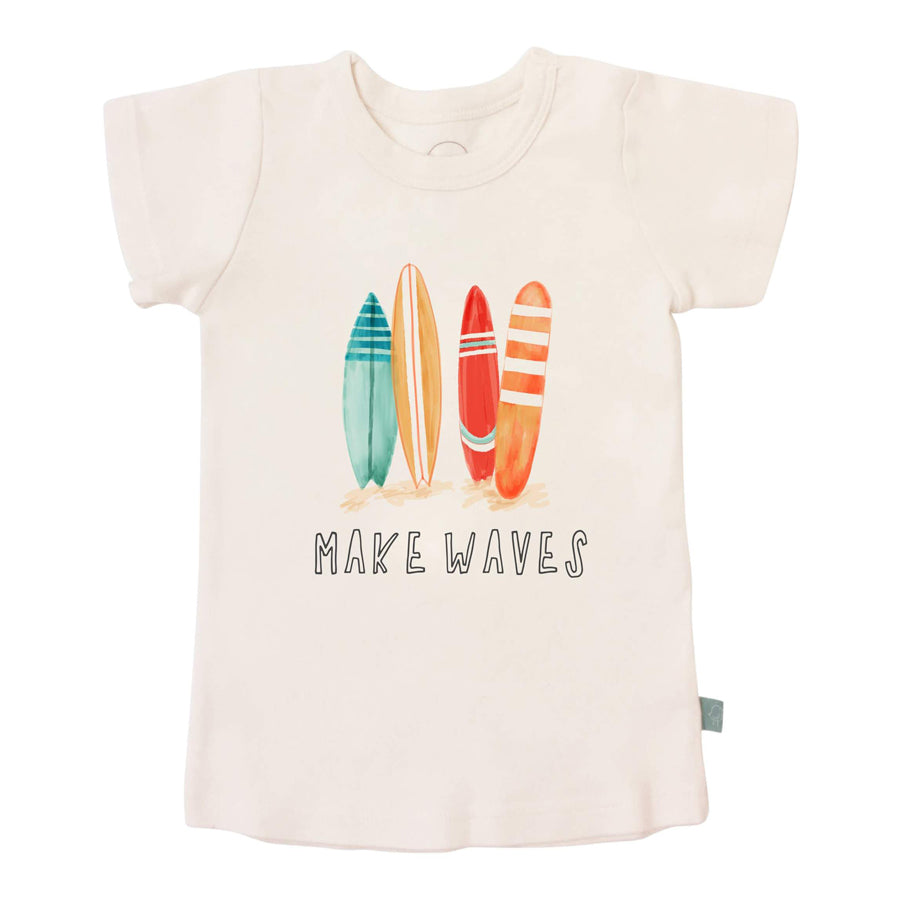 Make Waves - Graphic Tee