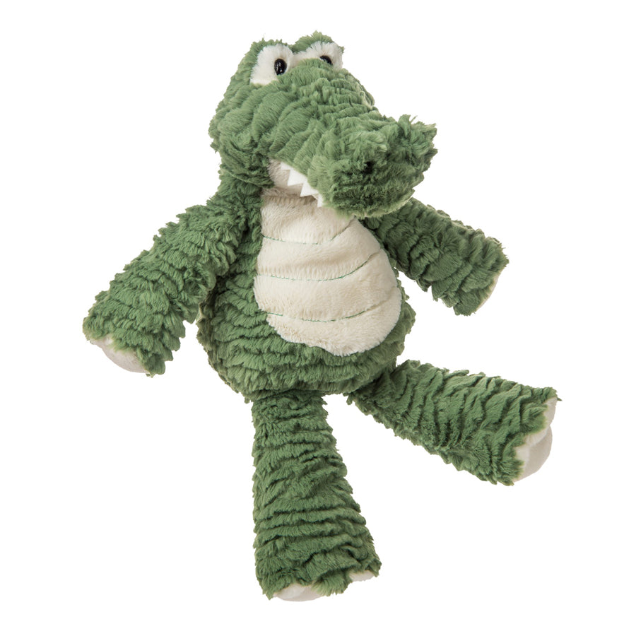 Marshmallow Gator – 13″-Mary Meyer-Joanna's Cuties