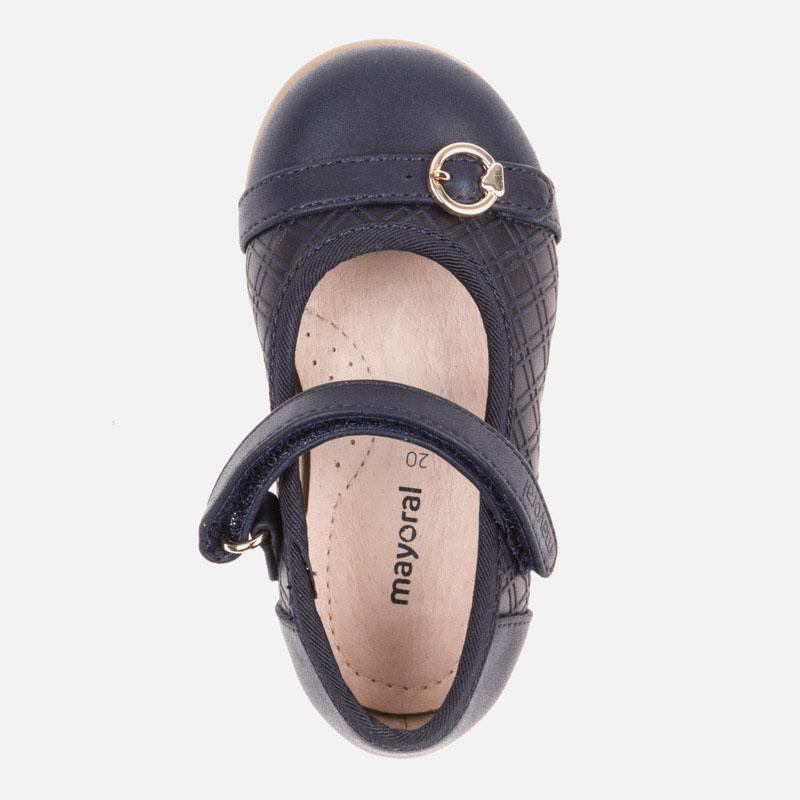 Mary Jane shoes with buckle for baby girl - Mayoral - joannas-cuties