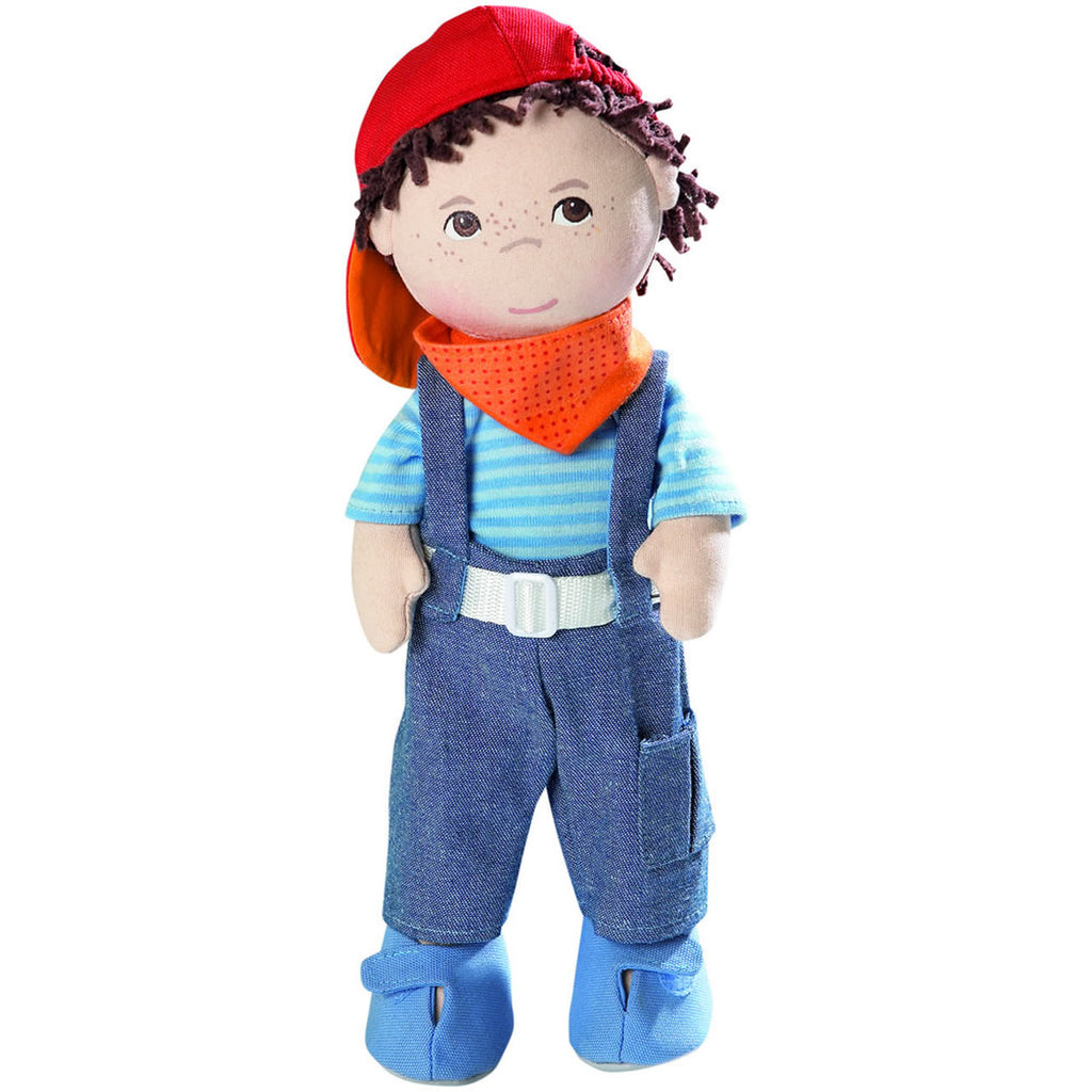 "Matze (Graham) 12"" Doll - Haba - joannas-cuties"