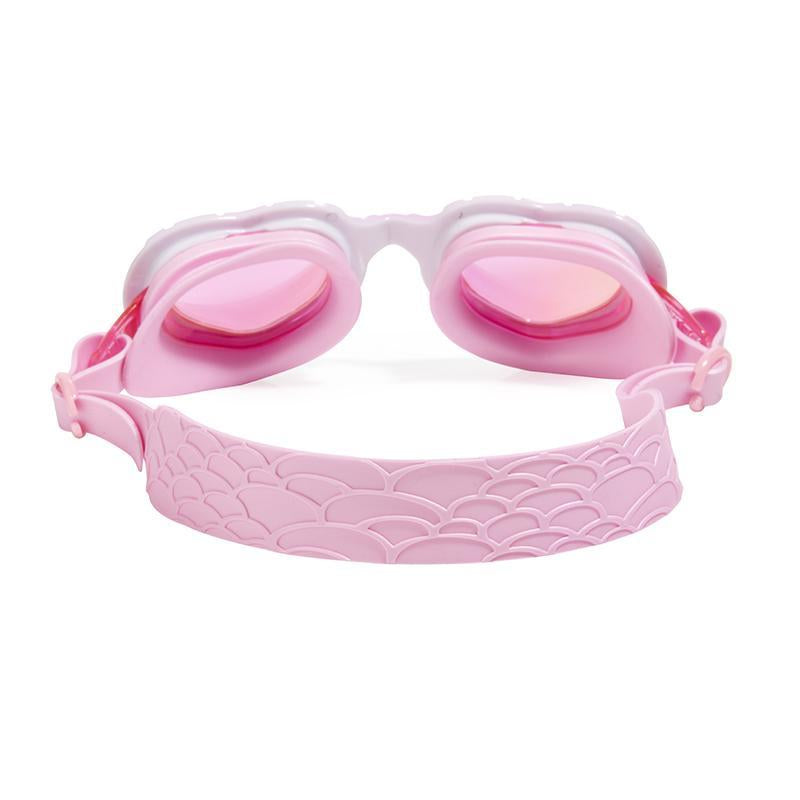 Mermaid in the Shade Swim Googles Mint To Be Pink - Bling2O - joannas-cuties