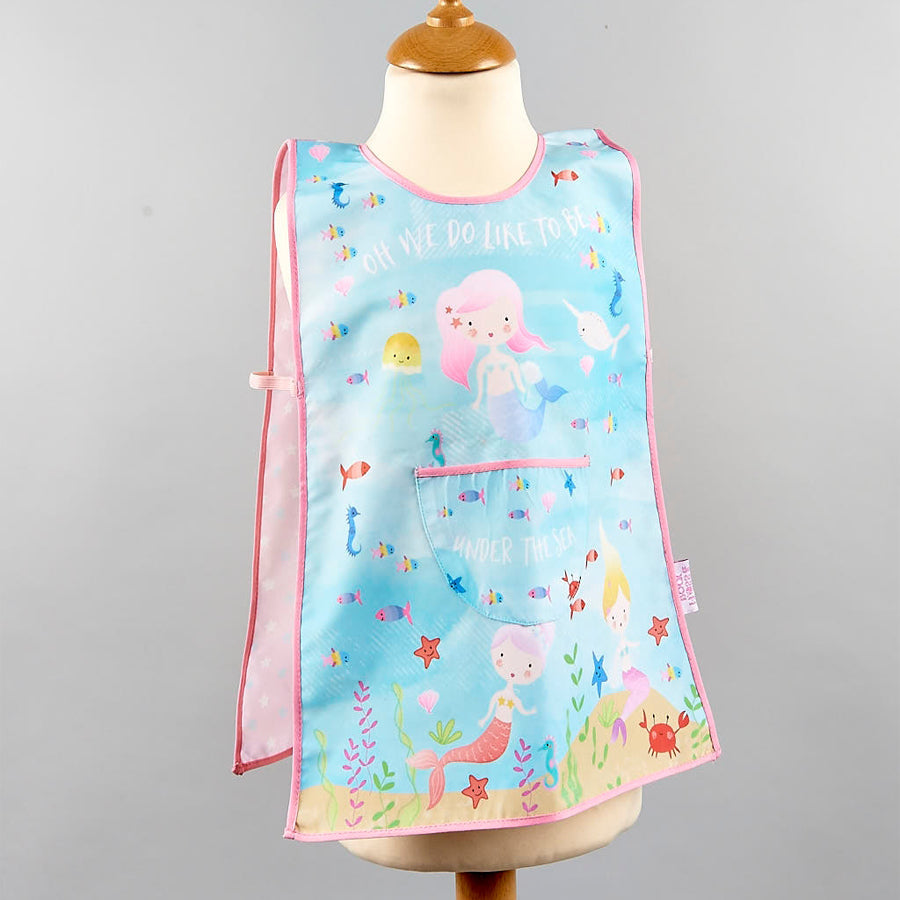 Mermaid Smock-Floss & Rock-Joanna's Cuties