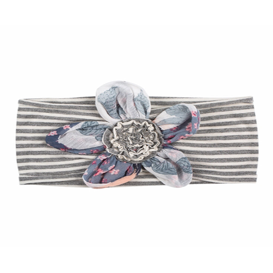 Garden Party Headband - Mimi & Maggie - joannas-cuties
