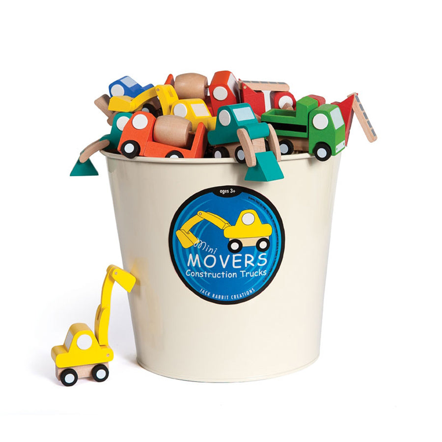 Mini Mover Construction Trucks-Joanna's Cuties-Joanna's Cuties