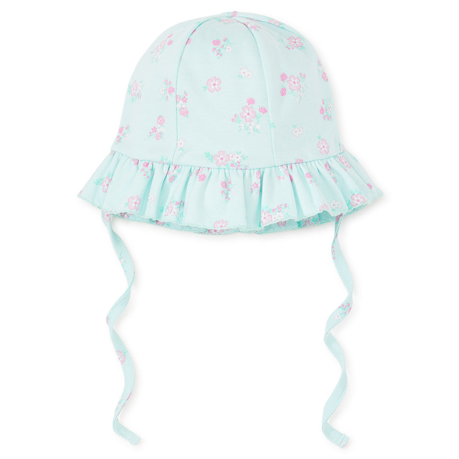 Mint Floppy Hat - Kissy Kissy - joannas-cuties