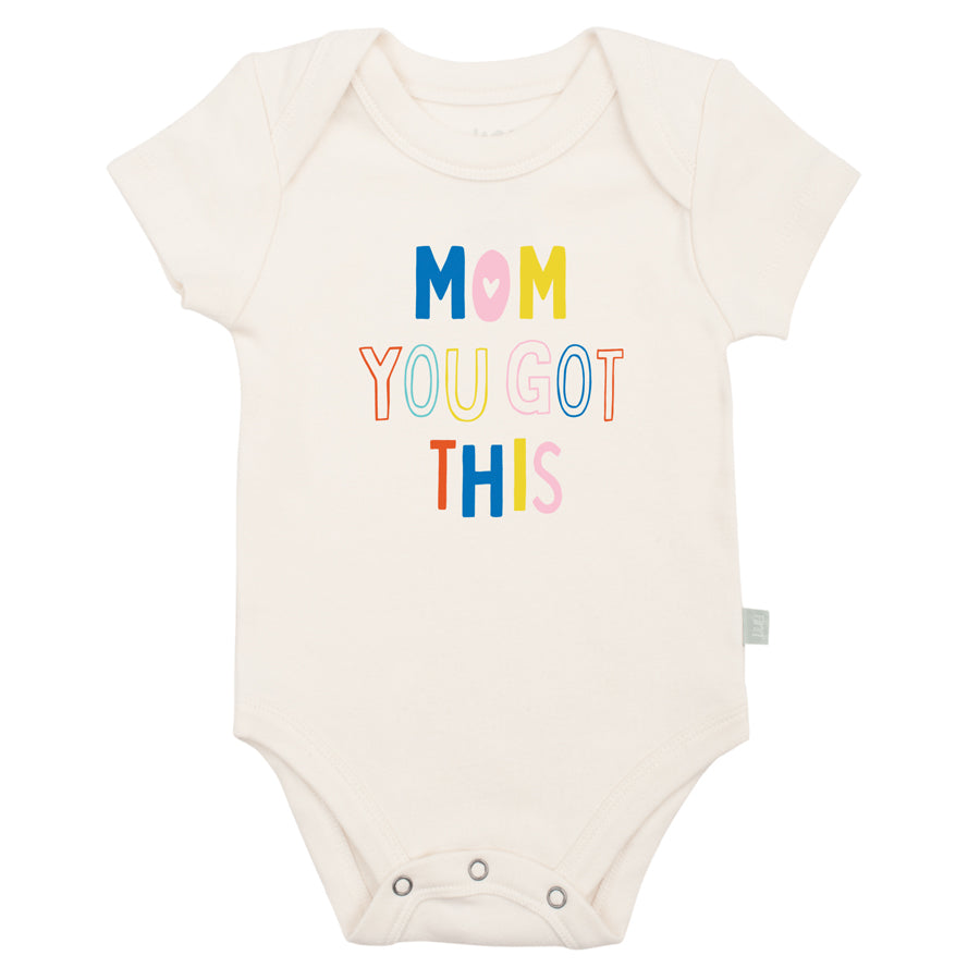 Mom You Got This - Bodysuit, Finn + Emma - Joanna's Cuties