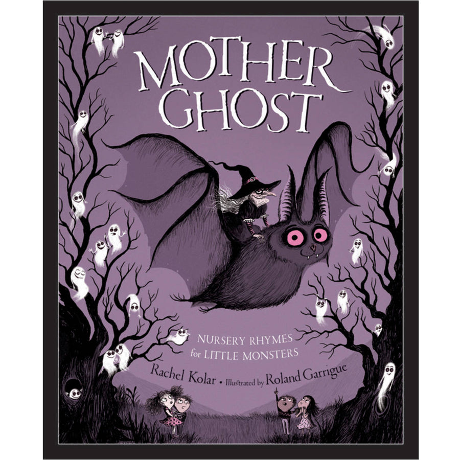Mother Ghost: Nursery Rhymes for Little Monsters - Sleeping Bear Press - joannas-cuties