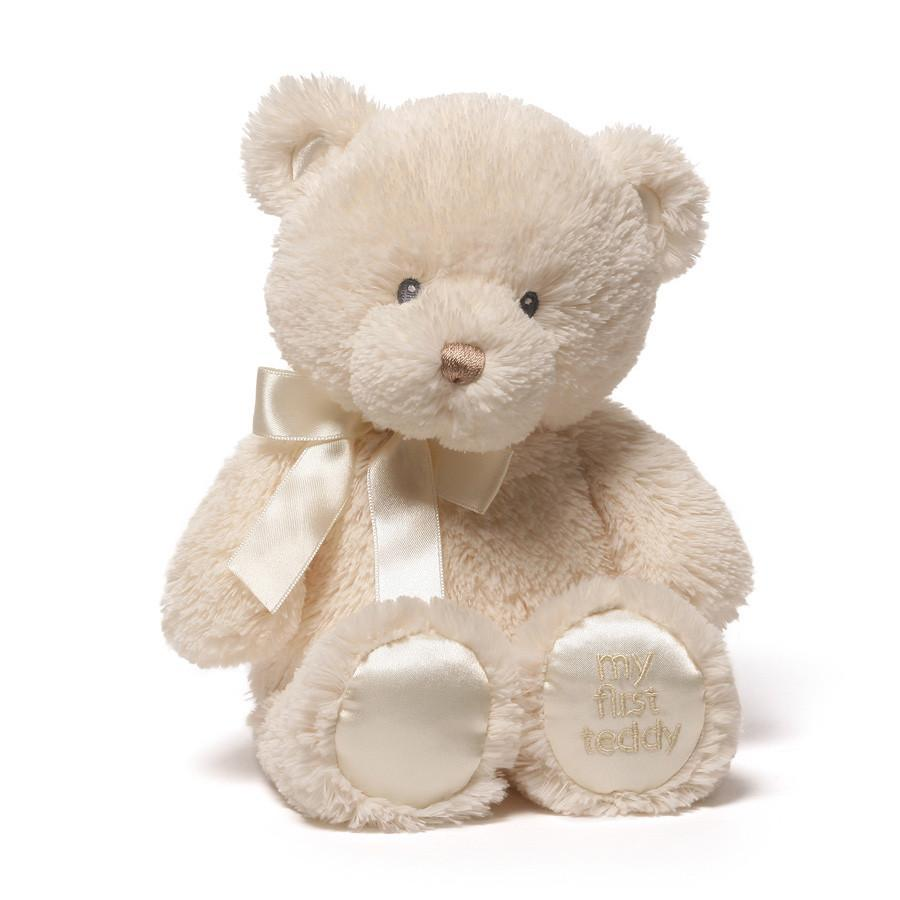 My 1st Teddy 10 In - Gund - joannas-cuties