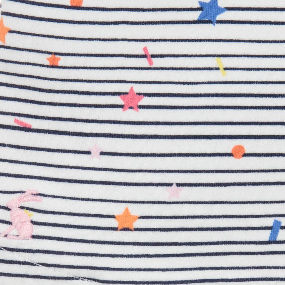 Navy Stripe Cotton KAYE Dress-Joules-joannas_cuties