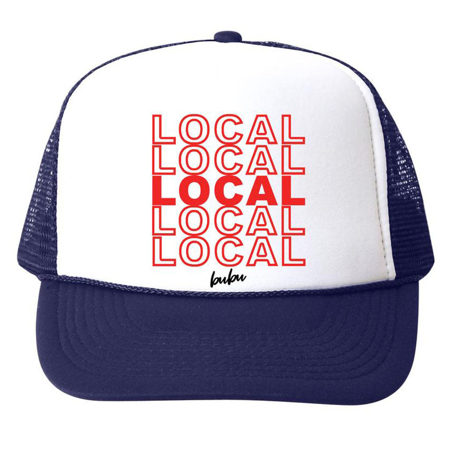 Local Hat - Navy - Bubu - joannas-cuties