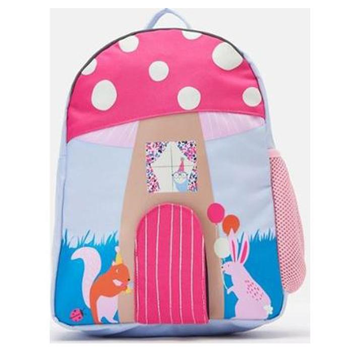 Null Zippy Novelty Backpack Size One Size - Joules - joannas-cuties