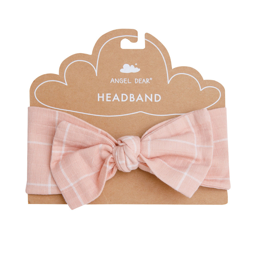 Off The Grid Headband - Pink