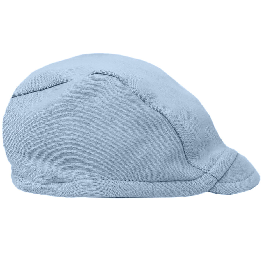 Organic Riding Cap in Pool-L'ovedbaby-Joanna's Cuties