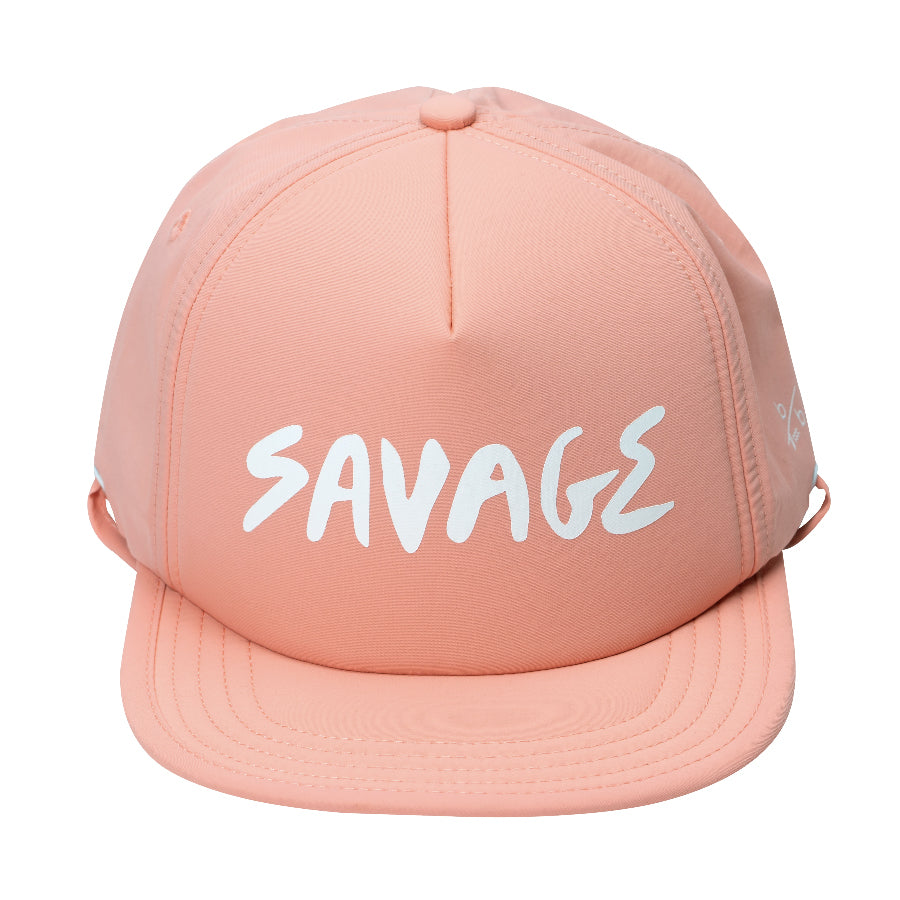 Peach Savage - Trucker / Sun Hat