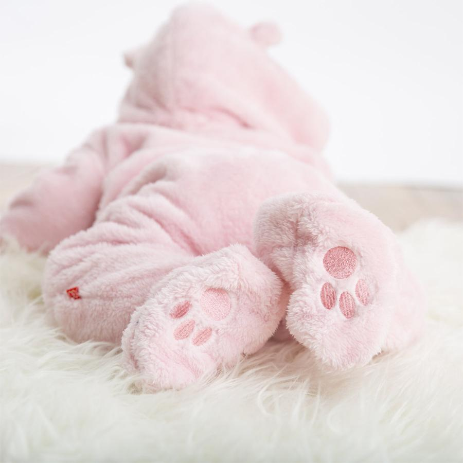 Peony Pink So Soft Minky Fleece Magnetic Pram - Magnetic Me - joannas-cuties