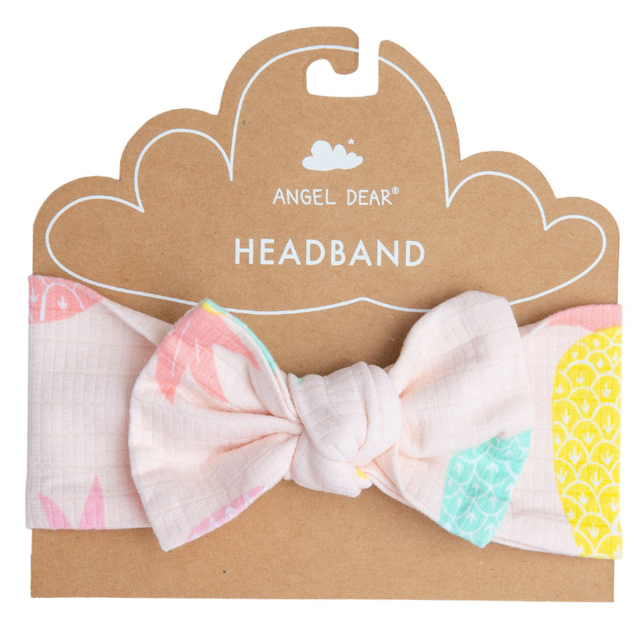 Pineapples New Headband-Angel Dear-Joanna's Cuties