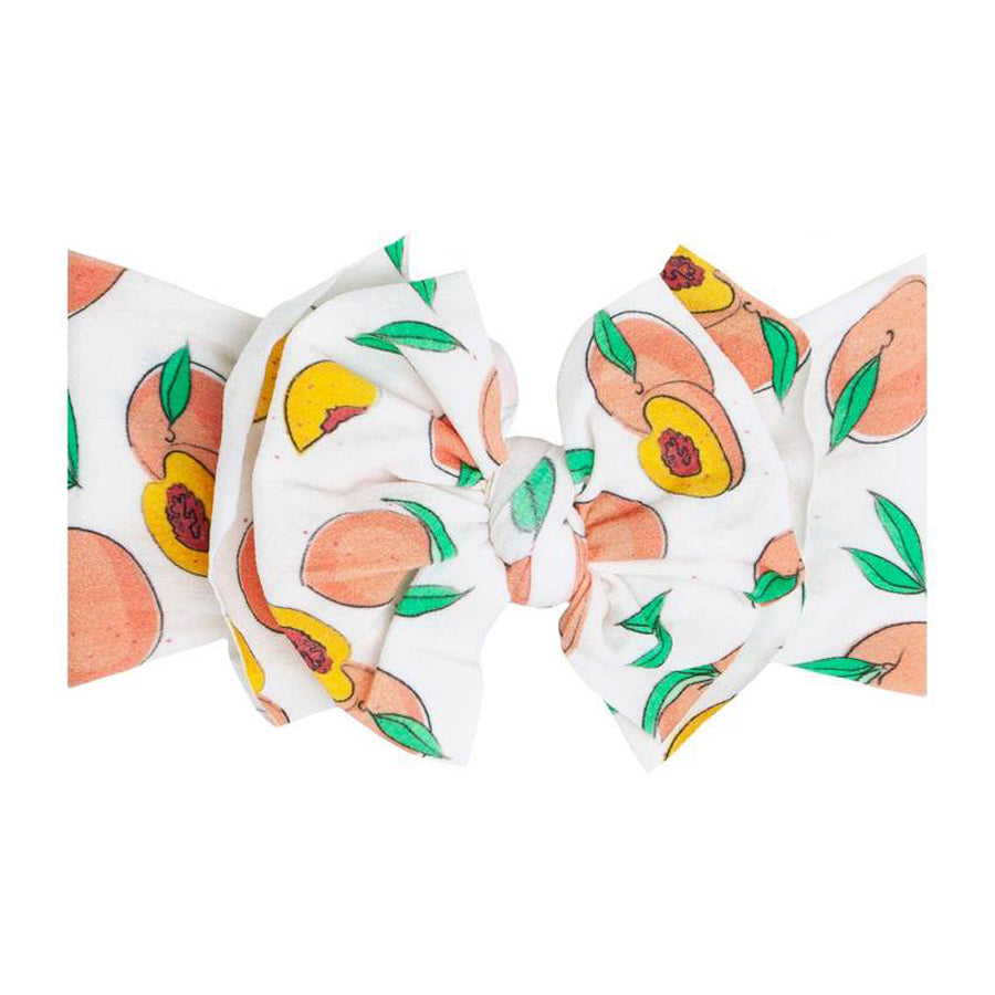 Printed Fab - Just Peachy-Baby Bling-Joanna's Cuties