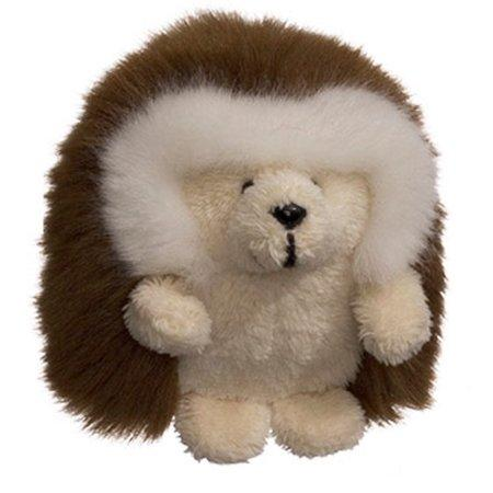 Puff Hedgehog - Brown - Gund - joannas-cuties