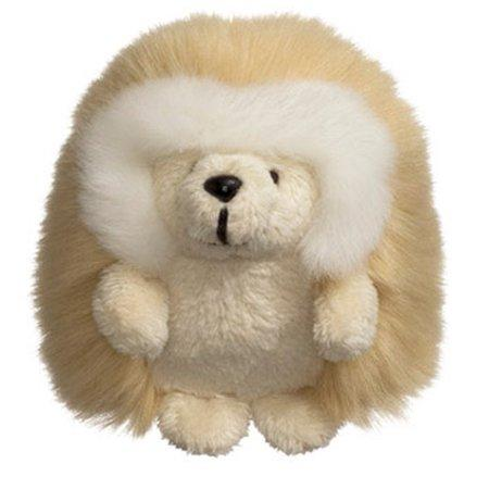 Puff Hedgehog - Light Brown - Gund - joannas-cuties