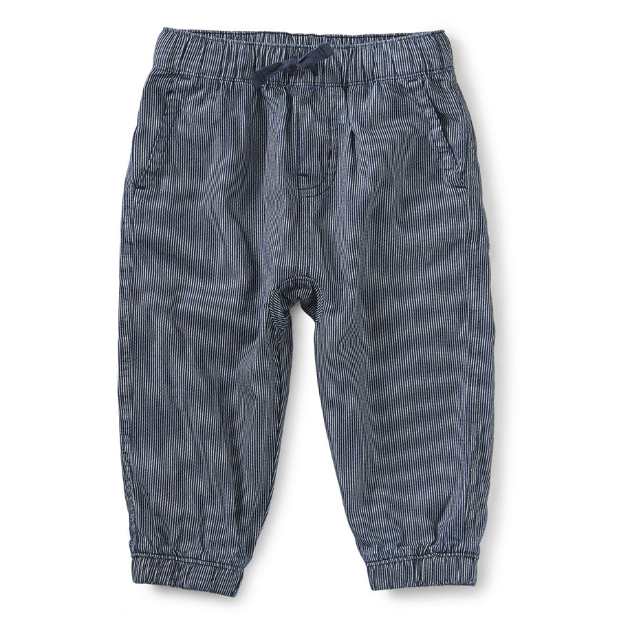 Railroad Baby Pant-Tea-Joanna's Cuties