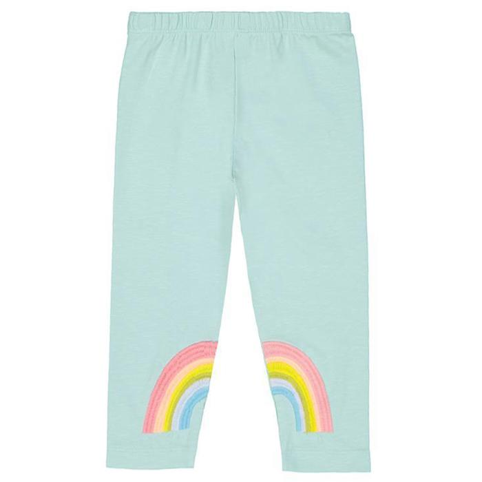 Rainbow Sea Foam Capri - Everbloom - joannas-cuties