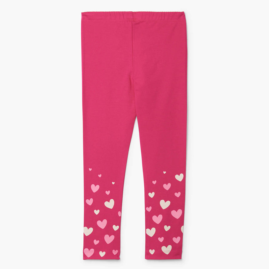 Heart Cluster Leggings-Hatley-Joanna's Cuties