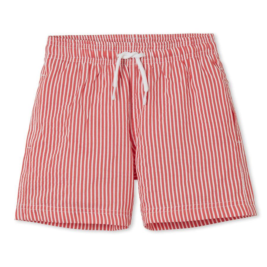 Red Stripe Trunks - Stella Cove - joannas-cuties
