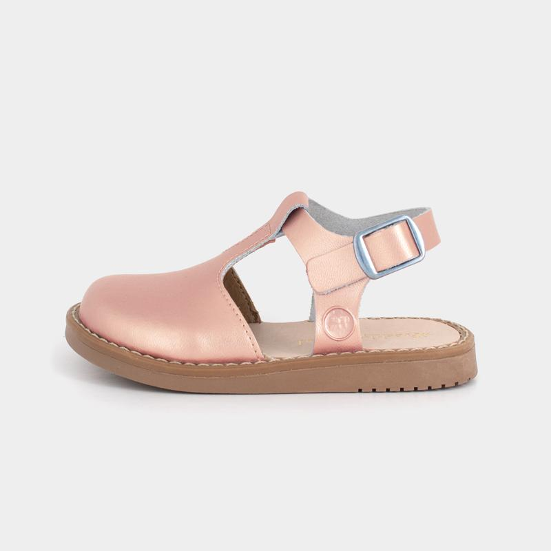 Rose Gold Newport Clog - Freshly Picked - joannas-cuties