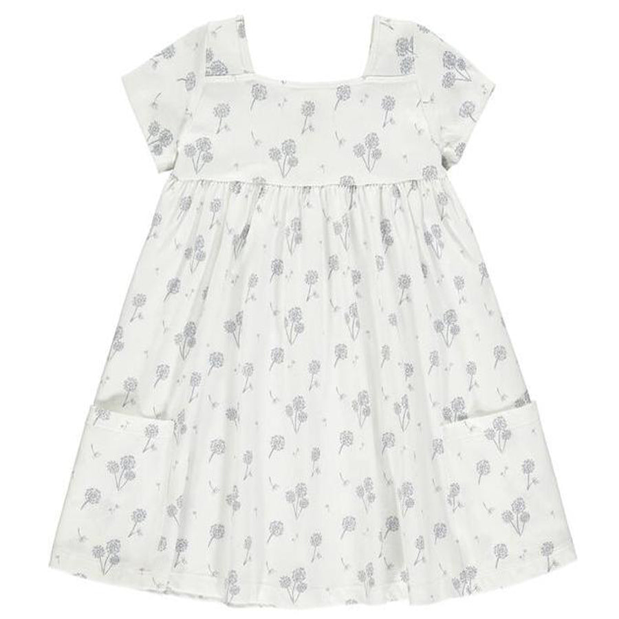 Rylie Dress Cream Dandelion