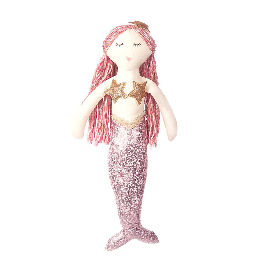 Sequin Mermaid Doll-Mon Ami-Joanna's Cuties