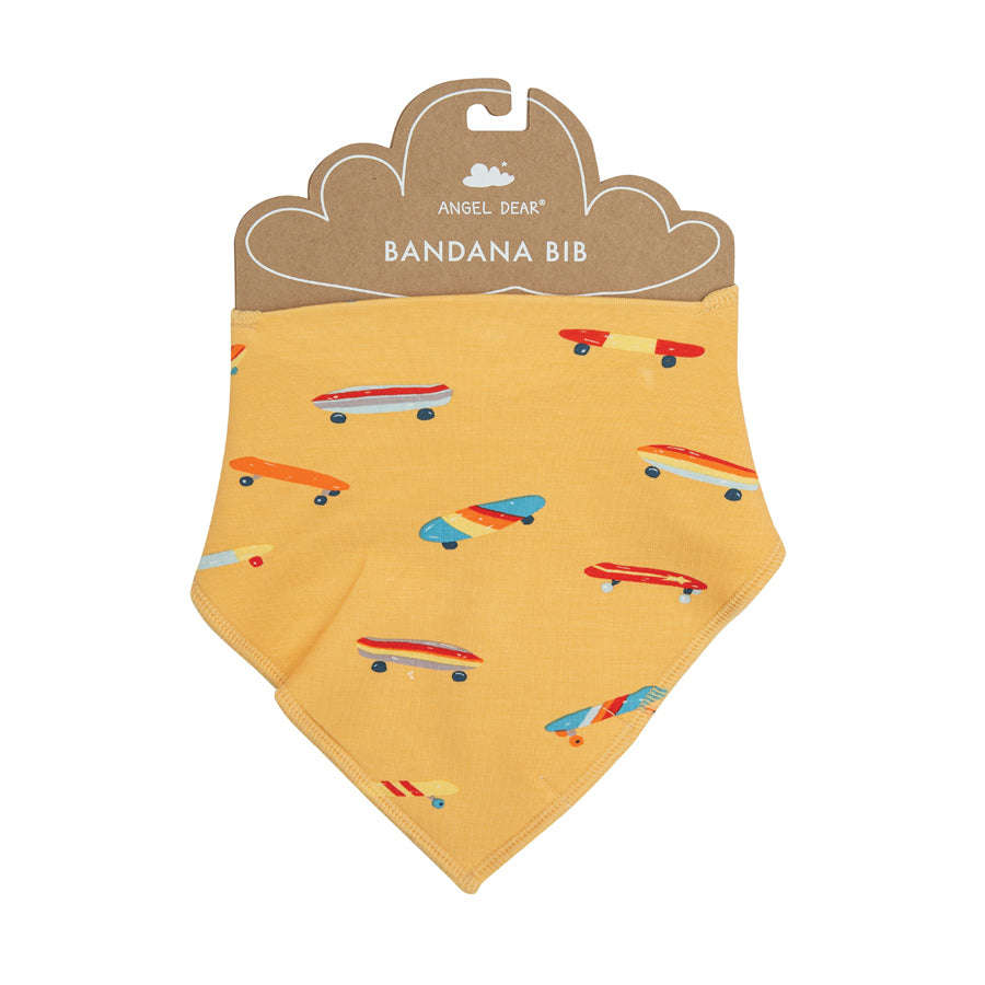 Skateboard Bandana Bib-Angel Dear-Joanna's Cuties