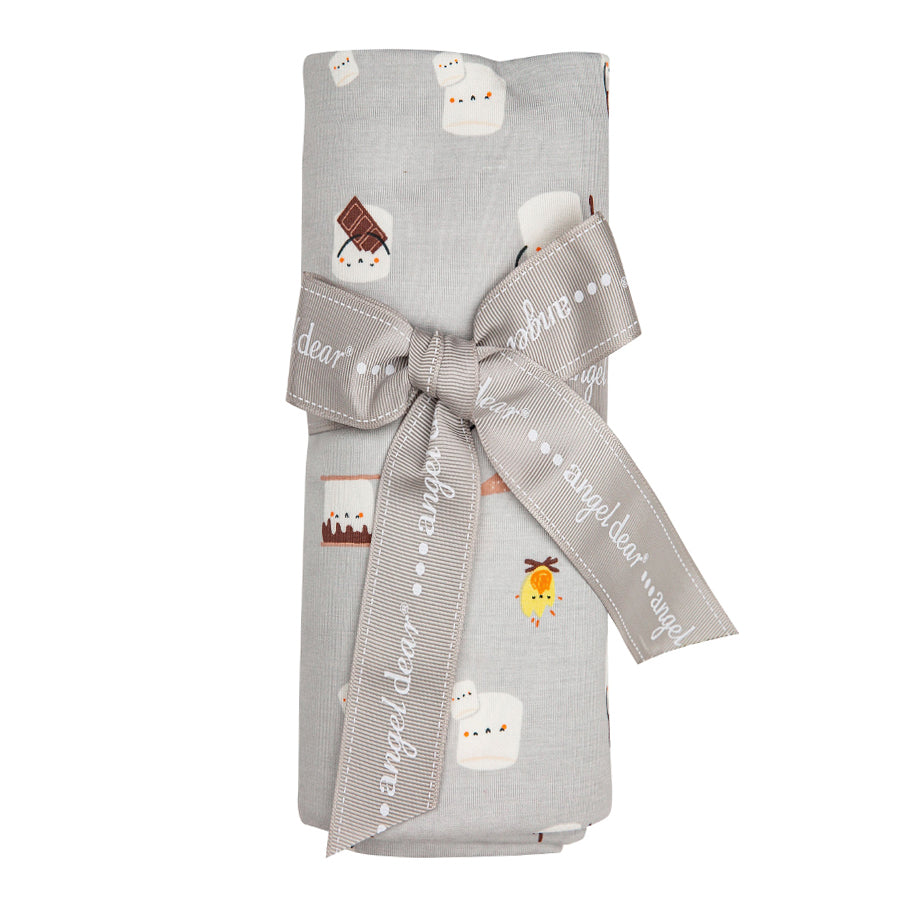 Smores Swaddle Blanket-Angel Dear-Joanna's Cuties