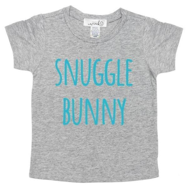 Snuggle Bunny S/S Shirt- Boy - Sweet Wink - joannas-cuties