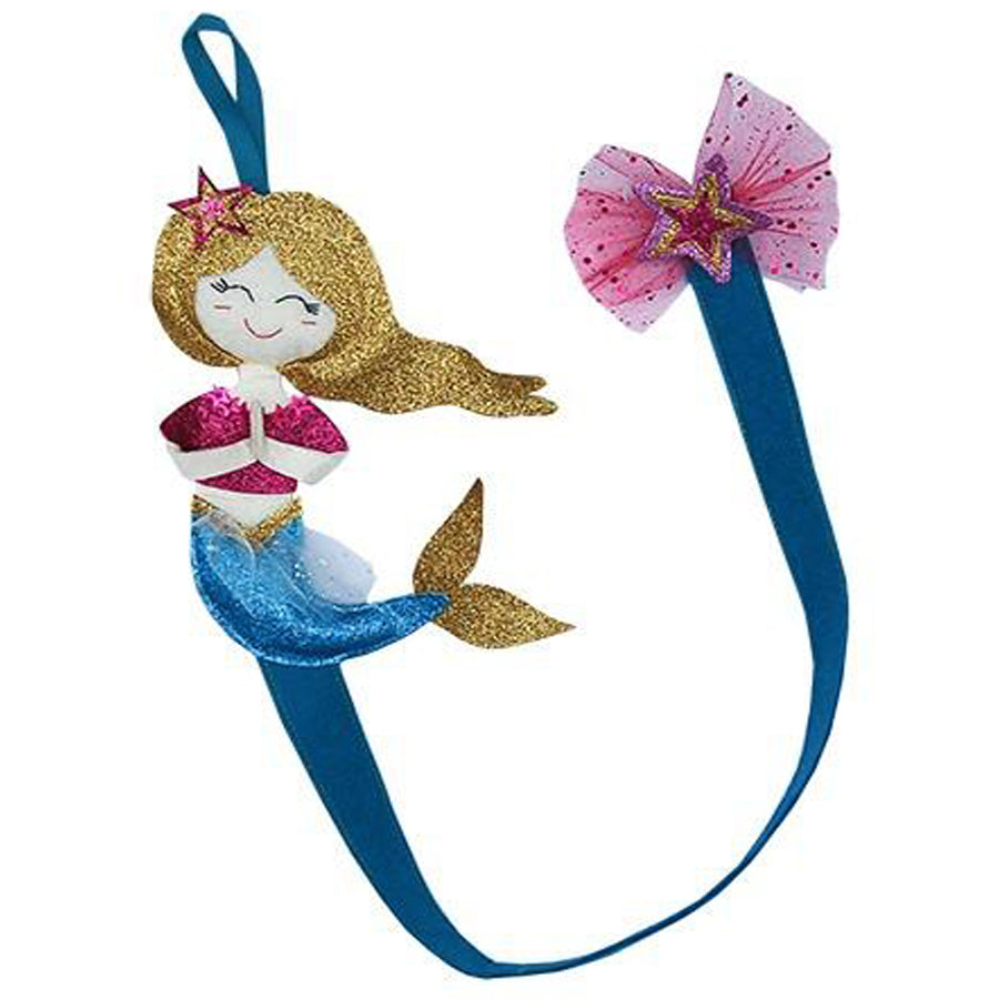 Splish Splash Mermaid Clip Keeper-Lily & Momo-Joanna's Cuties