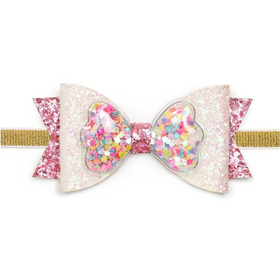 Sprinkle Bow Baby Headband-Sweet Wink-Joanna's Cuties
