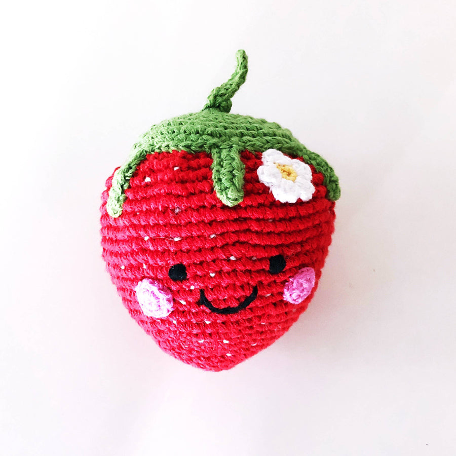 Strawberry Rattle - Friendly