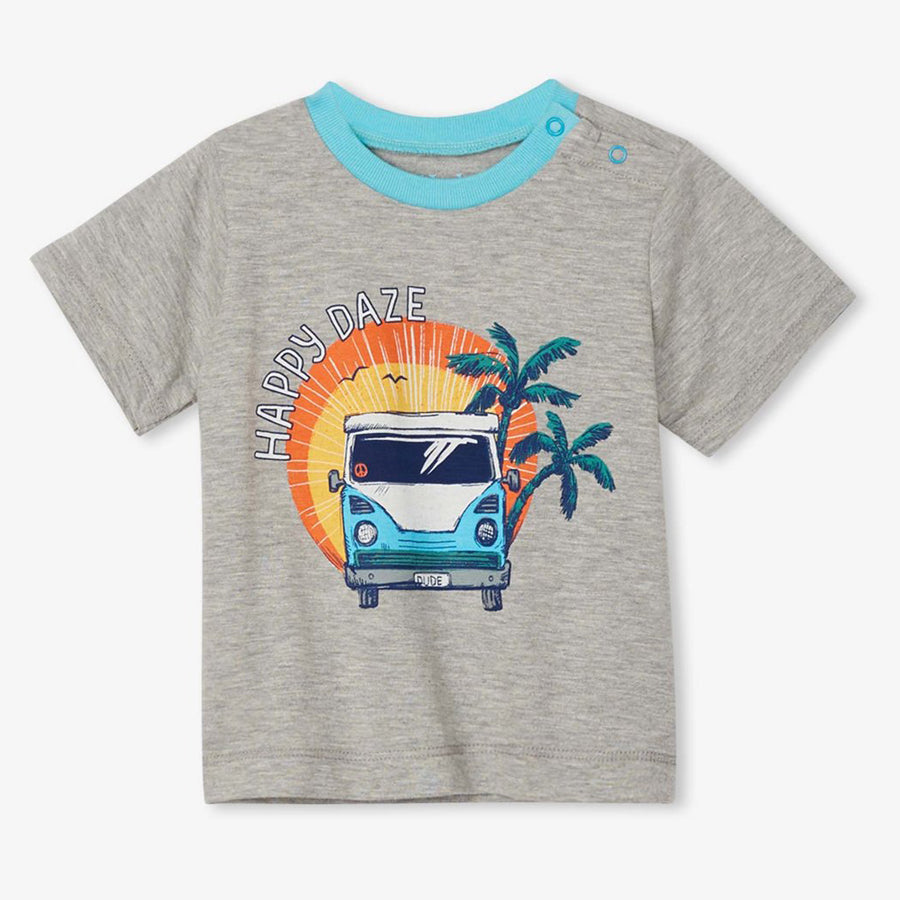 Summer Vacation Baby Graphic Tee