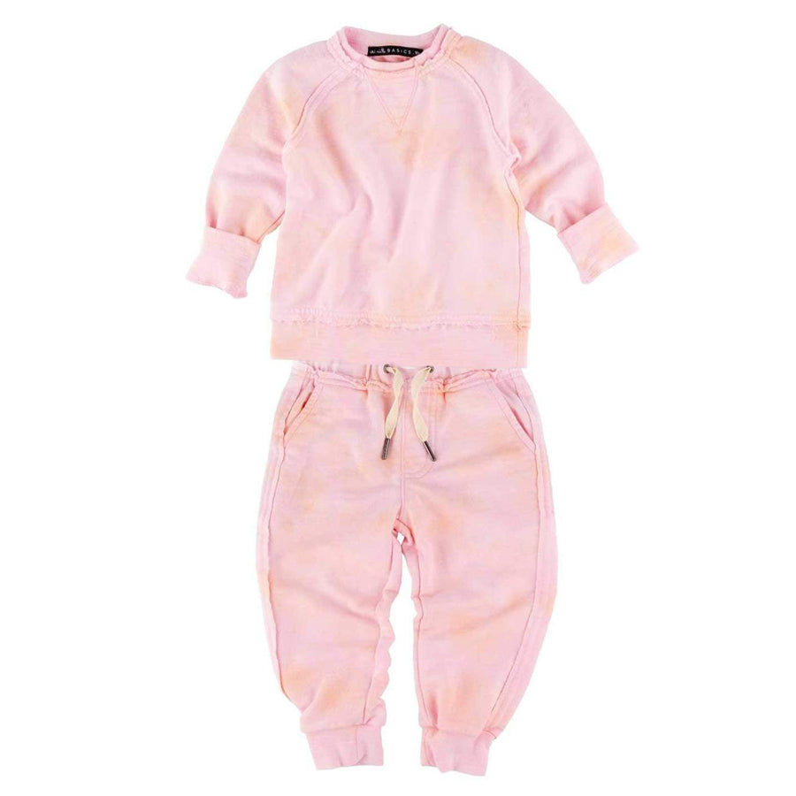 Sunset Tie Dye Jogger And Top Set-Miki Miette-Joanna's Cuties