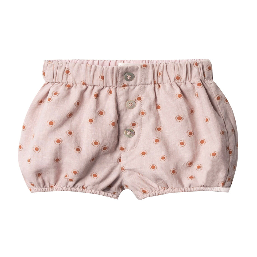 Sunburst Button Short-Rylee + Cru-Joanna's Cuties