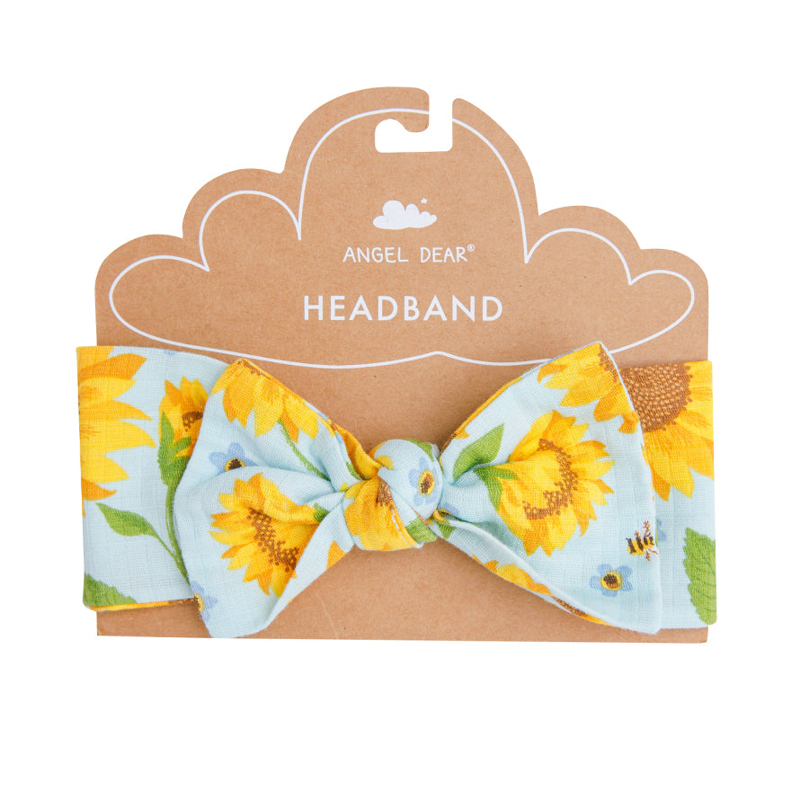 Sunflowers Headband Whispering