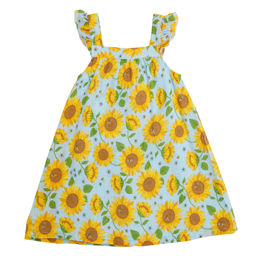 Sunflowers Sundress Whispering