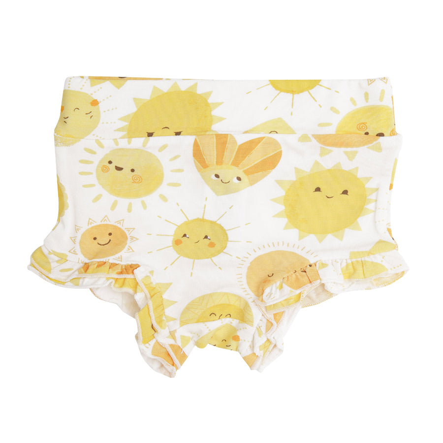 Sunshine High Waist Shorts