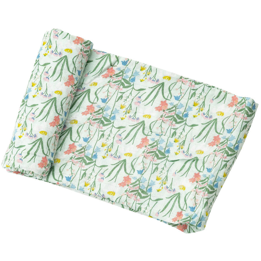 Swaddle Blanket - Summer Morning-Angel Dear-Joanna's Cuties