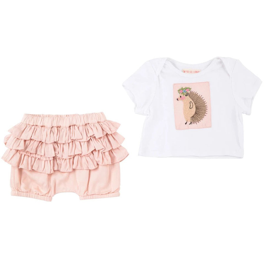 Sweet Hedgehog 2 Piece Set - Mimi & Maggie - joannas-cuties