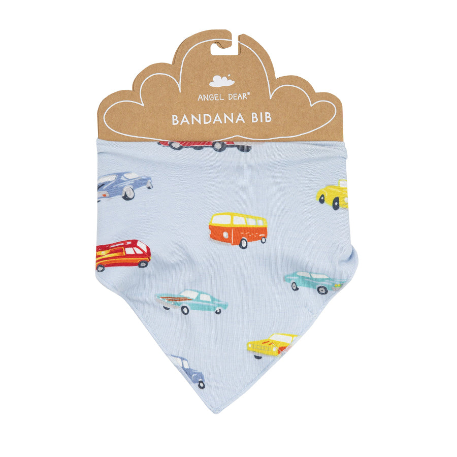 Sweet Ride Bandana Bib-Angel Dear-Joanna's Cuties