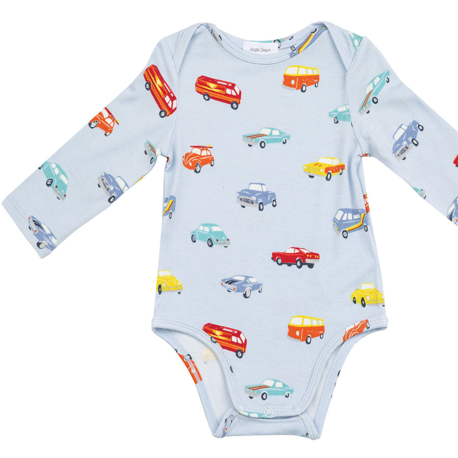 Sweet Ride Lap Shoulder Onsie-Angel Dear-Joanna's Cuties