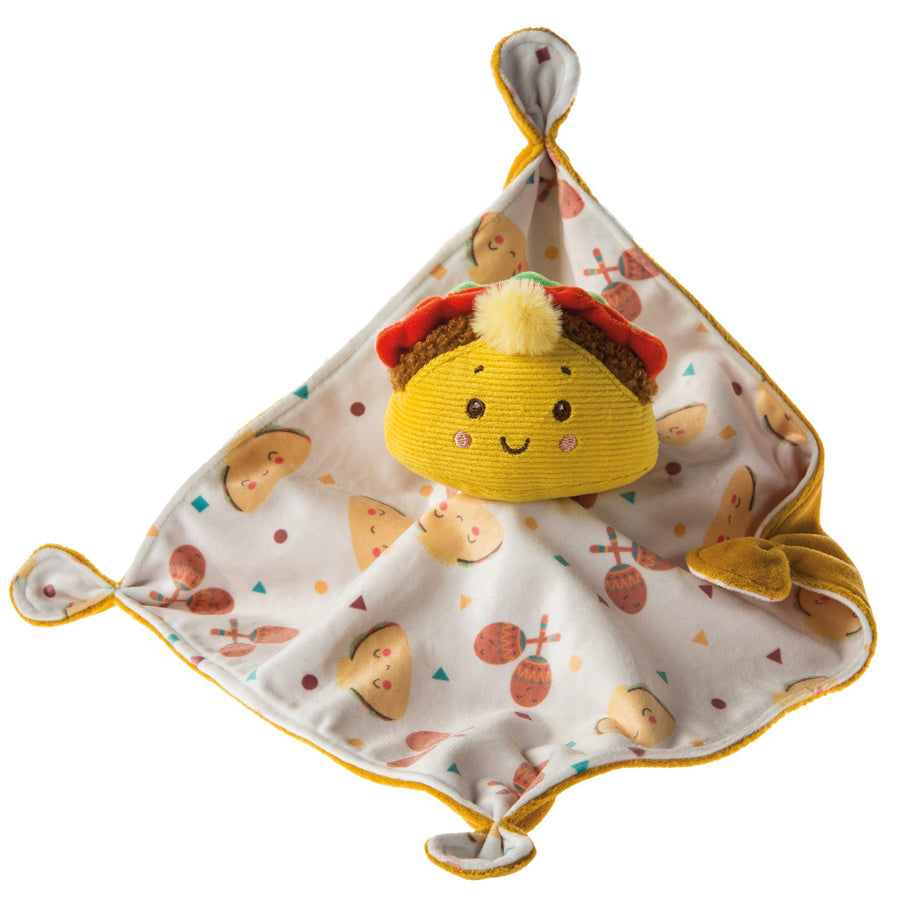 Sweet Soothie Taco Blanket-Mary Meyer-Joanna's Cuties