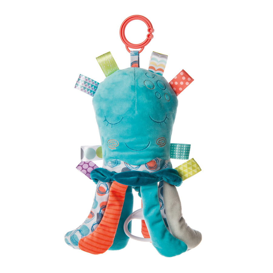 Taggies Sleepy Seas Musical Octopus – 11″-Mary Meyer-Joanna's Cuties
