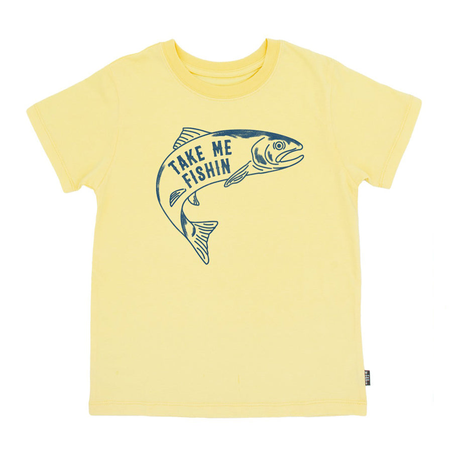 Take Me Fishin' Vindage Tee